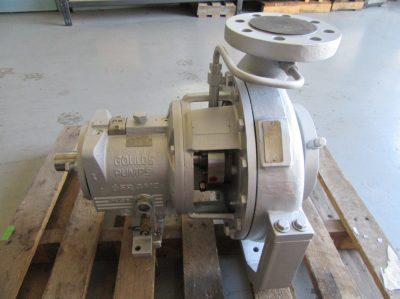 Goulds 3196HT - hot oil pump 350c