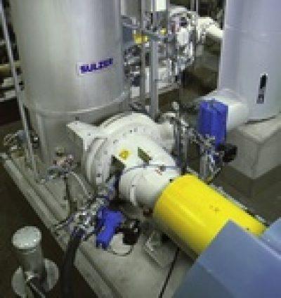 MCE Pumping System