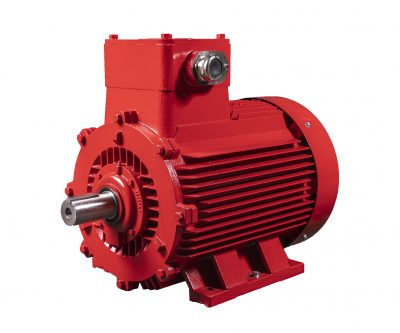 Techtop Motor Fire Rated