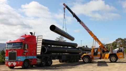 New pumping stations in Tasmania