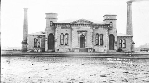 Flashback: Carrington Pump House