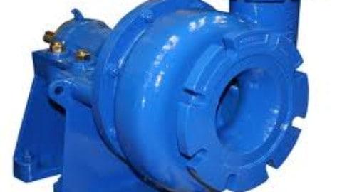 Slurry pump inventor awarded