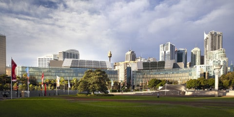Pumps key to Darling Quarter's sustainable success