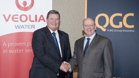 QGC awards water treatment contract worth up to $800m