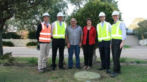 First wastewater installation for $20 million Cowan scheme