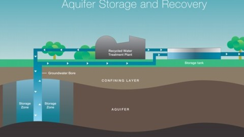 Deep water storage trials switched on