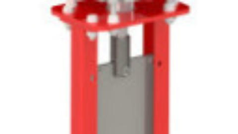 New slurry knife gate valve available soon