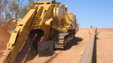 Eastern Goldfields Gas Pipeline contract awarded