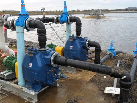 Safer wastewater pumping