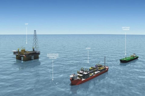 Ichthys moves towards first production