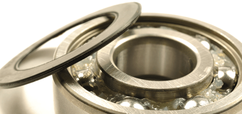 Re-assessing  lifetime lubricated sealed bearings