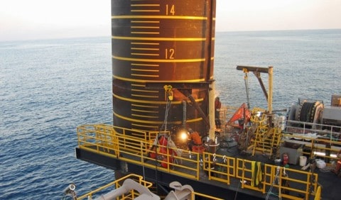 Ichthys project receives mooring installation