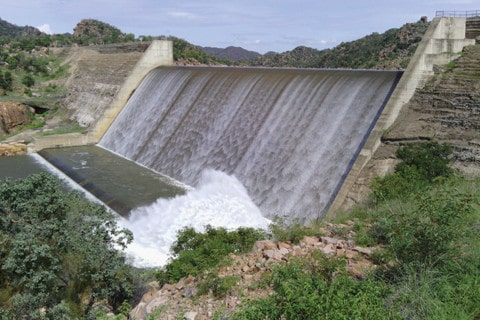 Storage the key to new hydro project