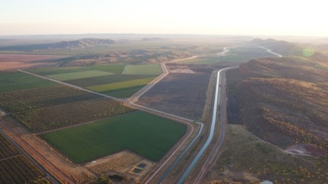 Extending NT irrigation for agriculture