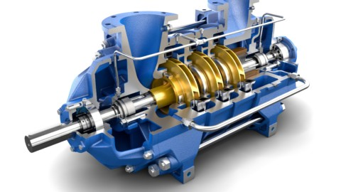 New superlative high-pressure pump
