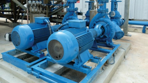 Selecting the right centrifugal pump