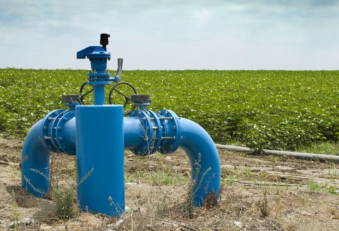 Measuring pumping costs for electric irrigation pumps