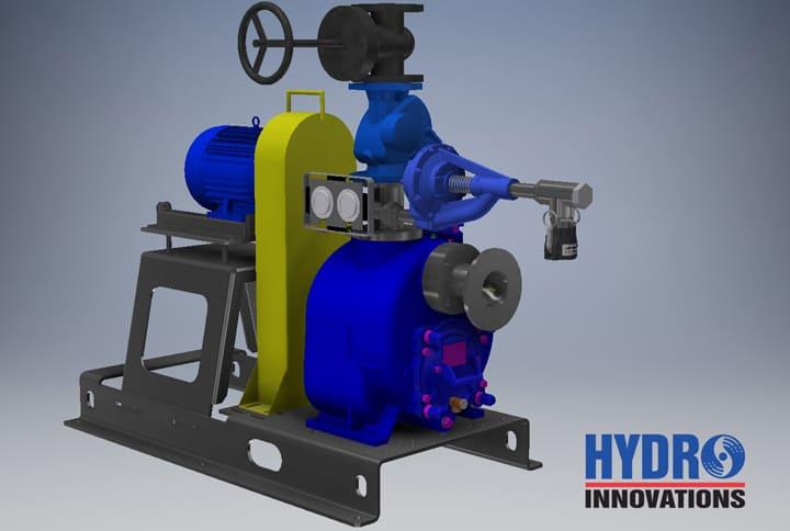 Engineered bases for Gorman-Rupp self-priming pumps - Pump Industry