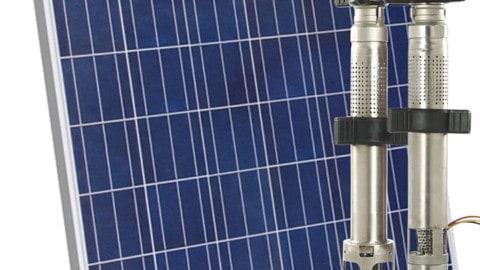 A new innovation in solar pumping