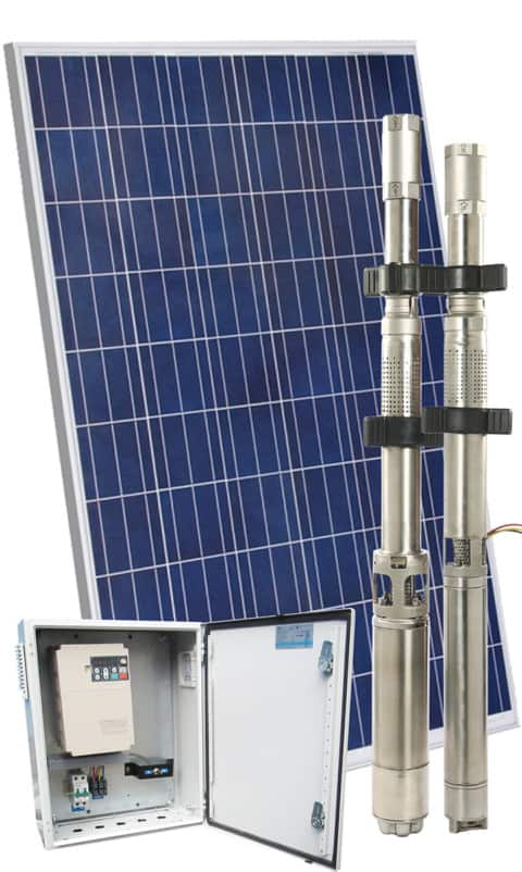A new innovation in solar pumping