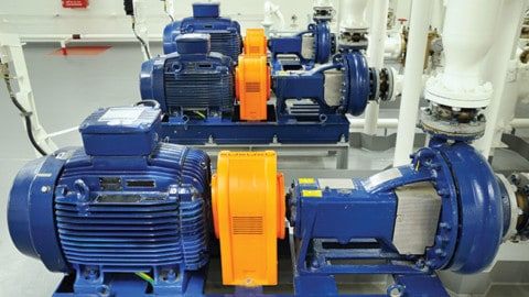 More drive, less work –  motor, pump and fan efficiency