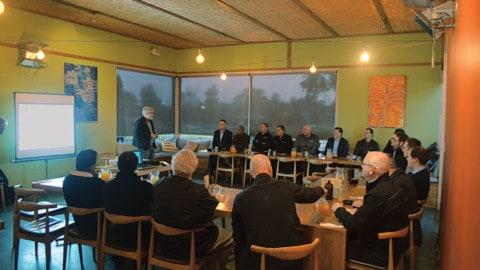 PIA breakfast meeting