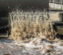 $15 million wastewater treatment plant works begin