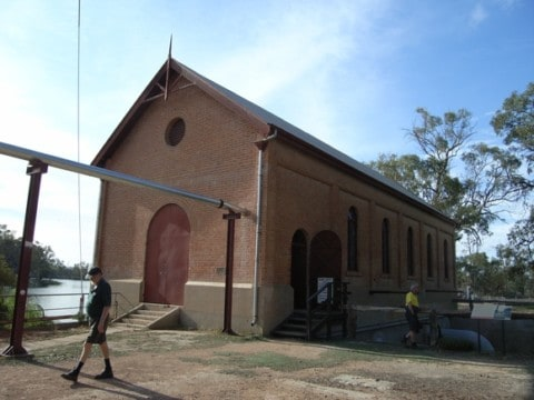 Victorian pump station awarded heritage status
