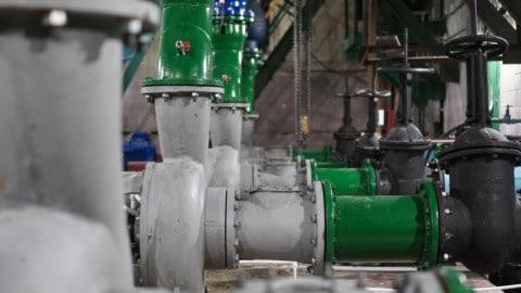 Tender: renewal of sewer pump stations