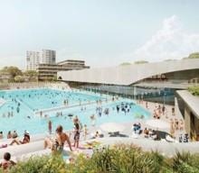 Sydney's new aquatic  centre set to make a splash