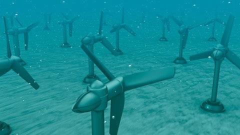 Tidal turbine trial in Queensland
