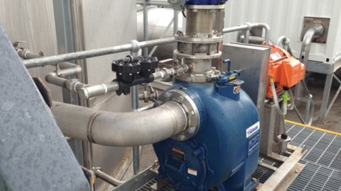 Safer and more cost-effective wastewater pumping