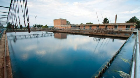 Innovation and dedication recognised at Bathurst Water Filtration Plant