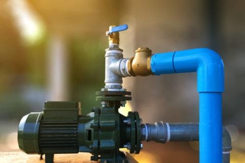 Tender: sewage pump station works