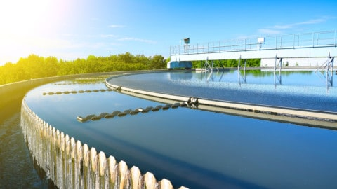 Wastewater treatment plant upgrades to cater for growth