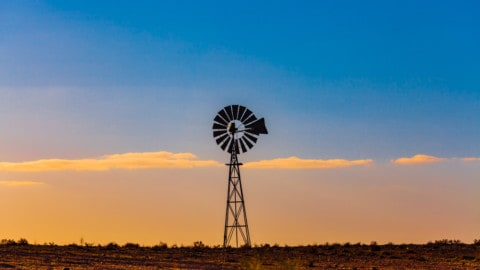 Lower Darling drought results in water restrictions