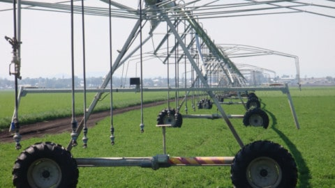 Irrigation infrastructure boost for Central Queensland