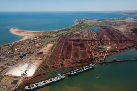 Contractor selected for Port Hedland dredging project