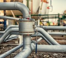 Green light for gas pipeline