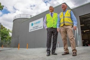 Scenic-Rim-Mayor-Greg-Christensen-with-Seqwater-CEO-Neil-Brennan-at-the-new-Canungra-Water-Treatment-Plant-1