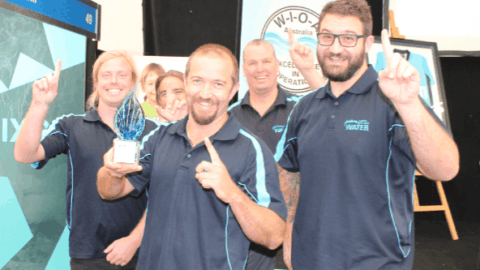 NSW/ACT best tasting tap water revealed