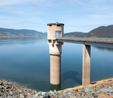 Dam, pump stations and pipeline delivered in sustainability scheme