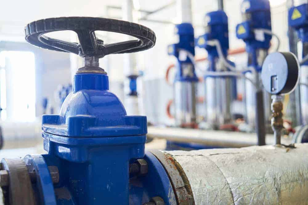 Tender: supply and construction of pump station - Pump