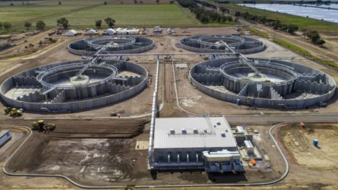 New nutrient removal plant for Melbourne Water completed