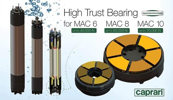 caprari bearings