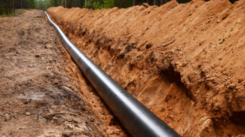 New Brisbane gas pipeline commissioned