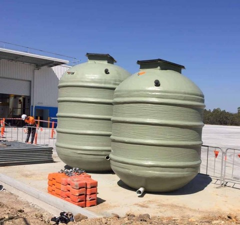 Installing South East Water's largest pressure sewer