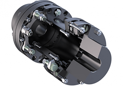 Drive Systems expands locally-stocked ESCO API 610 and non-sparking disc couplings