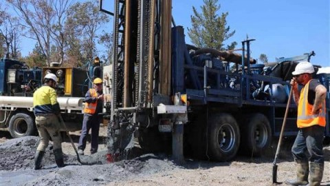 Funding assists exploratory groundwater drilling