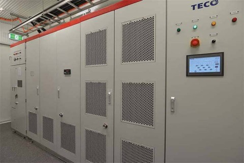 Not just motors: the high-reliability TECO MV510 VSD range